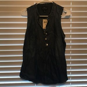 Lucky Brand Denim tank